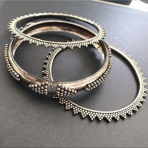 VTG BOHO Bangle Bracelet Set
